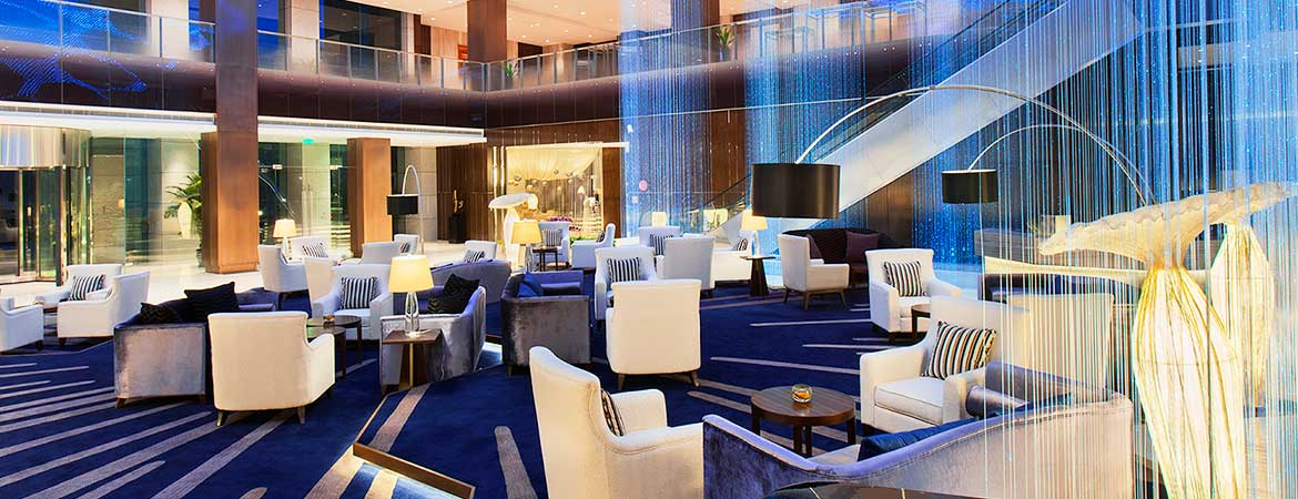Crowne Plaza Nanjing Hotel And Suites