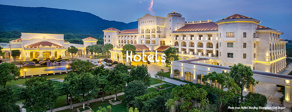 Places To Go Hotels Sofitel Nanjing Zhongshan Golf Resort nanjing jiangsu