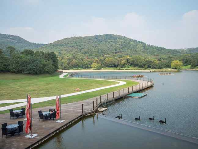 Ziqing Lake Tourism Resort