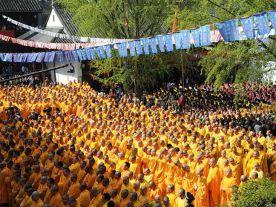 Nanjing Buddha Pilgrimage Festival