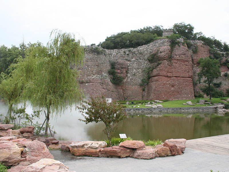 Nanjing Shitoucheng Park