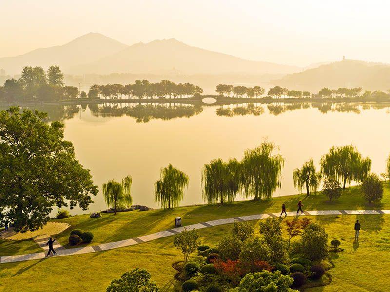 Nanjing Xuanwu Lake Park