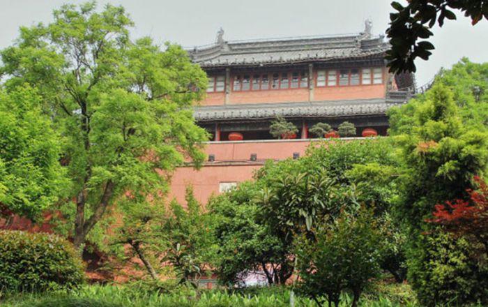 Nanjing Drum Tower Park