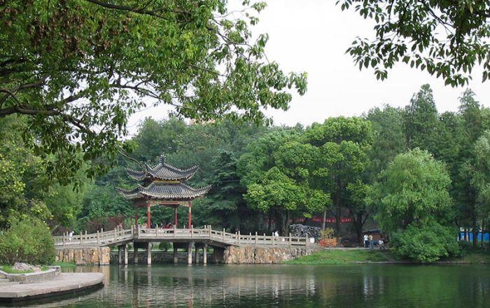 Nanjing Egret Park
