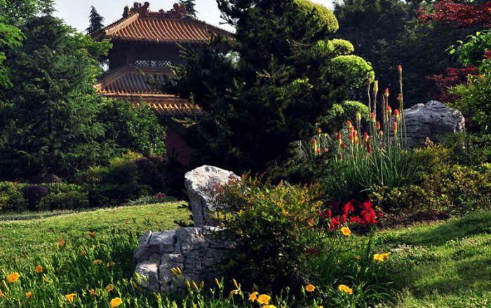 Nanjing Ming Palace Ruins Park