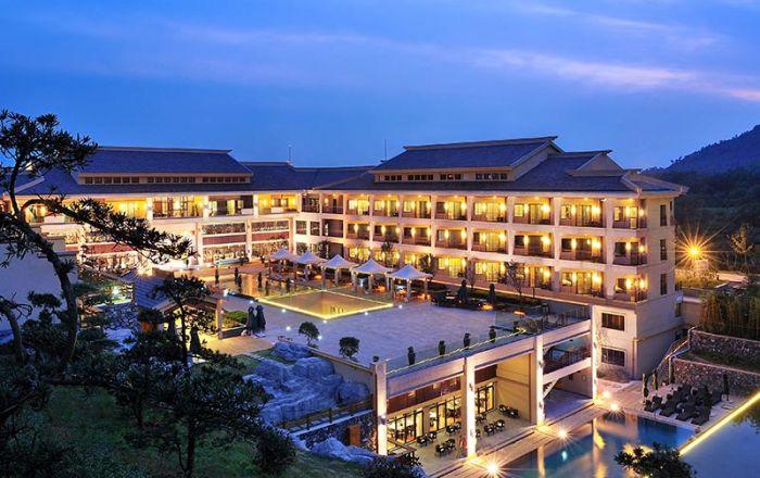 Tangshan Hot Spring Resort