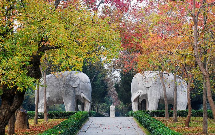 Xiaoling Tomb of Ming Dynasty