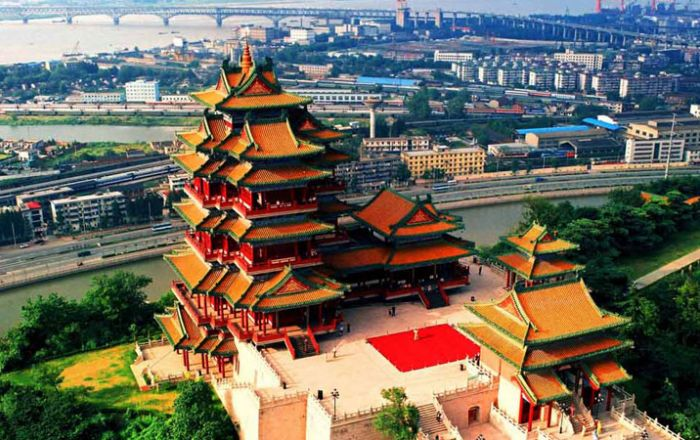 Yuejiang Pavilion