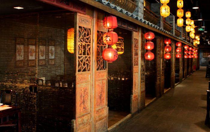 Nanjing Food-Stall Restaurant (Nanjing Impressions)