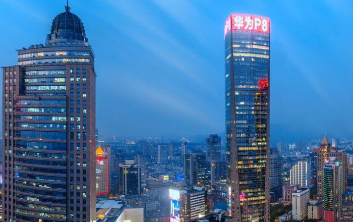 Xinjiekou Commercial Circle