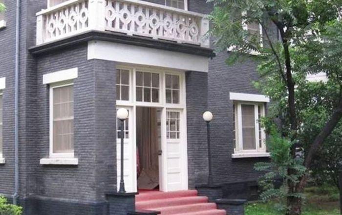 18 John Rabe House