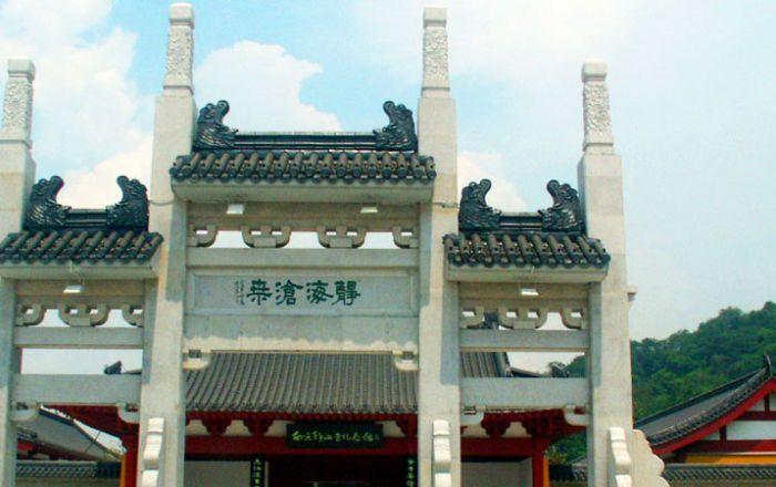 20 Jinghai Temple