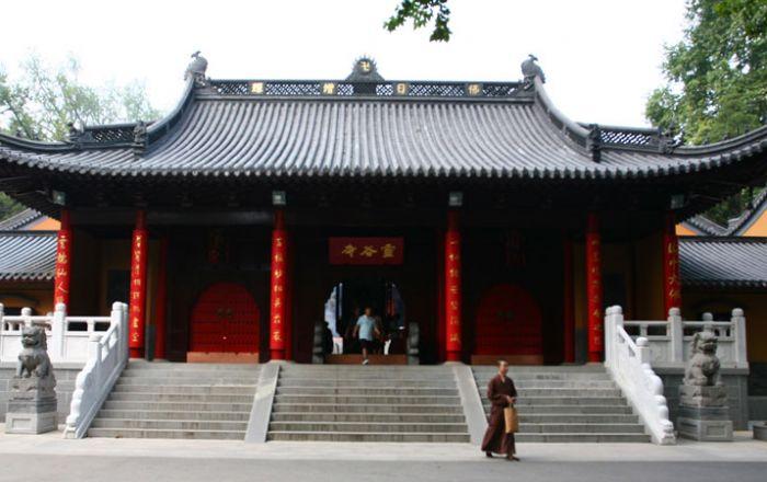 22 Linggu Temple