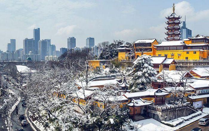 Nanjing Jiming Temple