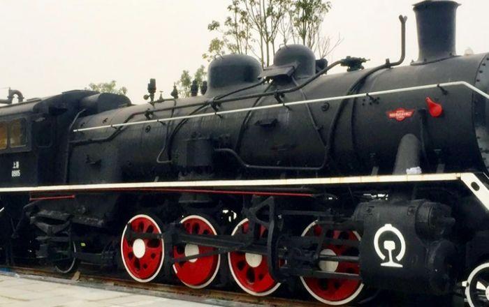 Train Theme Park Settled in Nanjing