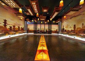 Da Bao en Temple Buddhism Construction Landmark
