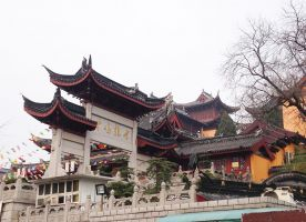 Jiming Monastery Buddhism Ample Cultural Natural Scene