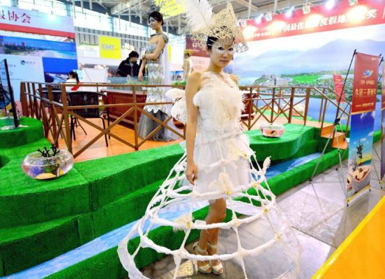 Exhibition for holiday tourism and leisure held in Nanjing