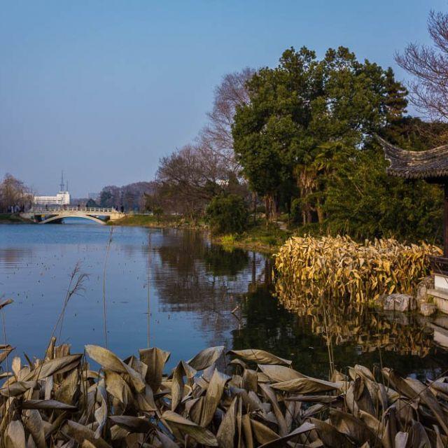 Nanjing Xuanwu Lake