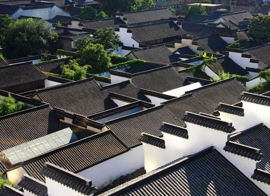 Gan s Grand Courtyard Nanjing Trip Attraction