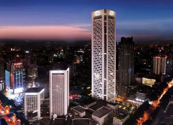 Jinling Hotel Nanjing Accommodation