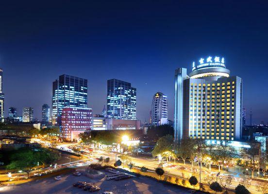 Lakeview Xuanwu Hotel Nanjing China Accommodation