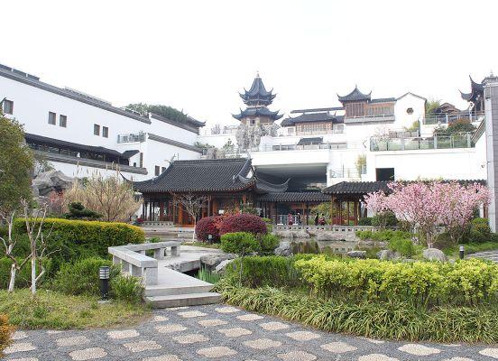 Nanjing Jiangning Imperial Silk Manufacturing Museum China Trip Attraction
