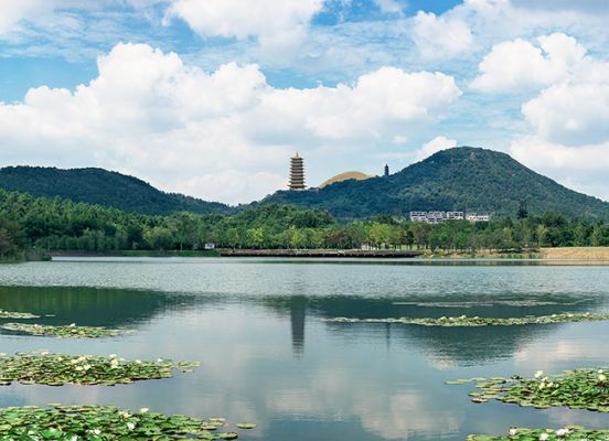 Niushou Mountain Nanjing Trip Attraction