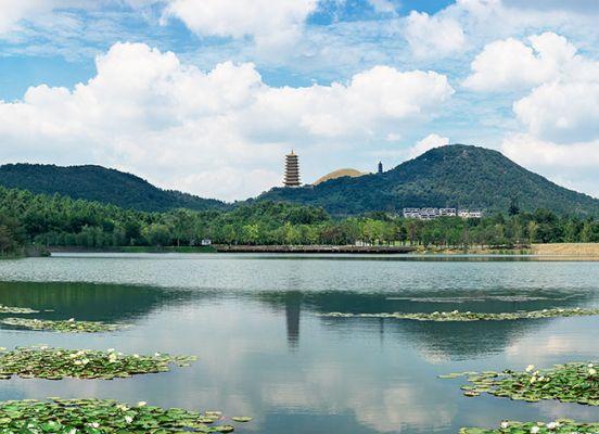 Niushou Mountain Nanjing Trip Attraction