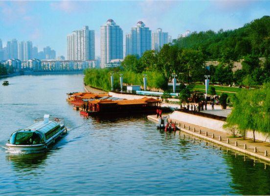 Stone City tours routes nanjing
