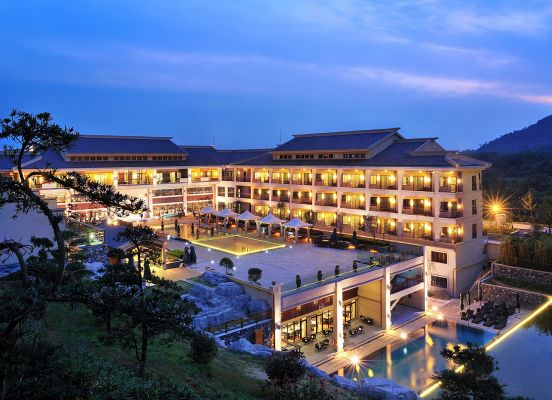 Tangshan Hot Spring Nanjing Attractions Leisure