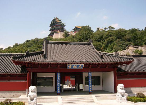 Tianfei Temple Nanjing Trip Attraction