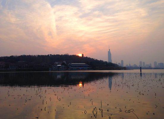 Xuanzang Temple in Jiuhua Mountain Park Nanjing Trip Attraction